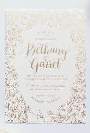 foil wedding invitations gold foil wedding invitations gold invitations wedding