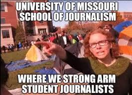 Journalism Meme - meme exposes what journalism schools are teaching students