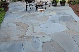 Blue Stone Patios Flagstone And Bluestone New England Silica Inc