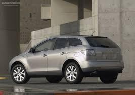 mazda cx 7 specs 2007 2008 2009 autoevolution