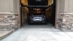 z06 wide body 4 post car lift corvetteforum chevrolet