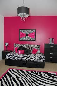 Zebra Bedroom Furniture Sets Zebra Bedroom Re Do For My Daughter Some Purchased Items And