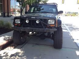 jeep cherokee prerunner jeep cherokee xj custom front bumper jeep cherokee bumpers car