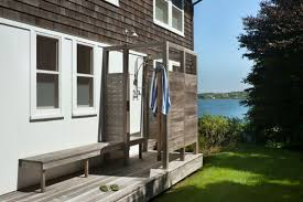 Outdoor Shower Bench 15 Outdoor Showers That Will Totally Make You Want To Rinse Off In