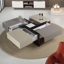 plateau coulissant pour cuisine plateau coulissant pour cuisine 5 table basse carr233e en bois