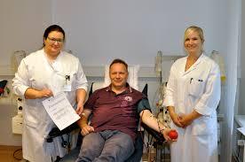 Herzklinik Bad Oeynhausen Blutspender Seit 26 Jahren Herz Und Diabeteszentrum Nrw