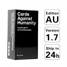 sale cards against humanity australia 1 7 edition au basic