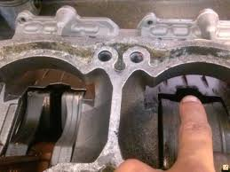 951 broke crank on big end are the cases junk seadoo forums