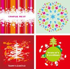 festive card background vector free vector 4vector