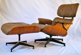 Lounge And Ottoman Mesmerizing Vintage Herman Miller Eames Lounge Chair And Ottoman
