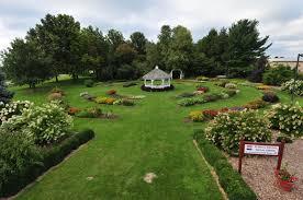 Botanical Gardens In Illinois Aas Display Garden Illinois Central College Hortlab Arboretum