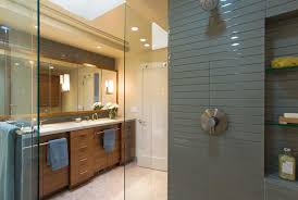 Bathroom Mirror Cost Cost To Remodel A Bathroom Bathroom Modern With Accent Wall