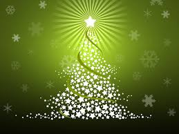 christmas tree background powerpoint backgrounds for free