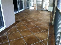 faux concrete floor u2013 laferida com