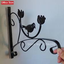 Hanging Flower Pot Hooks Metal Flower Hooks Outdoor Promotion Shop For Promotional Metal