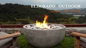 Firepit Bowls Eldorado Artisan Bowls