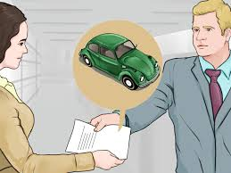Car Bill Of Sale Az by How To Retrieve An Impounded Car With Pictures Wikihow