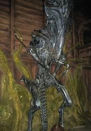 predator aliens halloween maze images universal studios collider