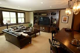 furniture entertainment center ideas in traditional family room