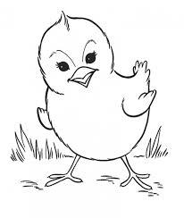 free printable farm animal coloring pages kids free