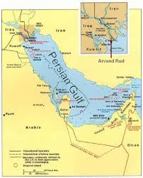 Map Of World Before Ice Age by Persian Gulf The Cradle Of Civilisation Or Just Another Pre