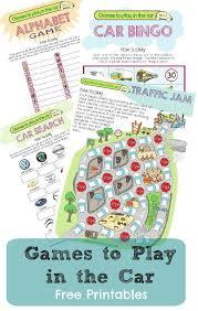 best 25 car bingo ideas on pinterest road trip bingo car games