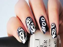 the 78 best images about nails on pinterest nail art halloween