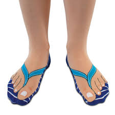 flip flop mens novelty flip flop socks gifts from handpicked