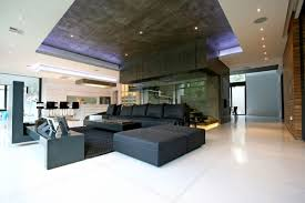 luxury mansions living room
