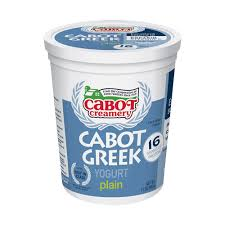 How Many Calories Cottage Cheese by Plain Greek Yogurt Cabot Creamery
