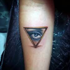 90 triangle designs for manly ink ideas