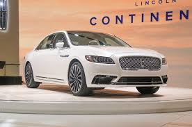 lincoln 2017 car 2017 lincoln continental review and information united cars