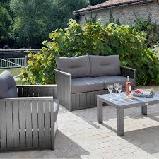 canap de jardin 2 places canape de jardin 2 places salon de jardin avec canap 2 places en