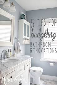 Small Bathroom Updates On A Budget 1017 Best Diy Projects Images On Pinterest Furniture Master