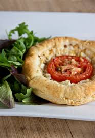 easy tomato goat cheese tarts healthy goat cheese tart