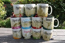 Coffee Mugs Wholesale Wholesale Starbucks Icon City Mug Bone China Coffee Mug 16oz