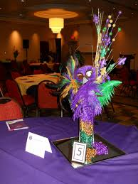 purple gold and green decorations our client used purple
