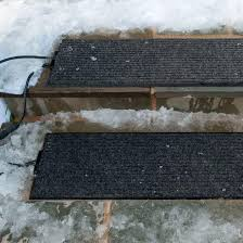 outdoor heated stair mats frontgate