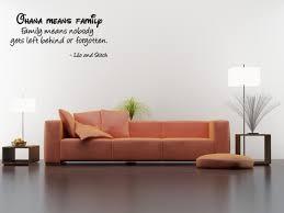 amazon com ohana means family family means nobody gets left