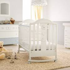 Pali Toddler Rail Convertible Baby Kid White Sand Gloss Cot Voyager By Pali Ideas