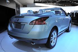 nissan murano quad cities laias nissan murano crosscabriolet debuts with 46 390 price tag