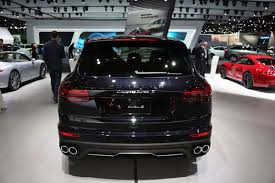 porsche suv turbo german 2016 porsche cayenne turbo s is the suv that crashed the