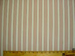 laura ashley cricket stripe rose home discount designer fabric