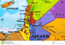 Middle East Political Map by Jordan Political Map Stock Vector Image 59313164