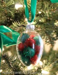 diy sparkly pom pom ornaments dollar tree holiday crafts a