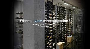 wine cellars vancouver custom modern u0026 contemporary wine cellars