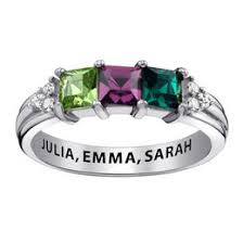 family rings for mothers and family rings rings zales