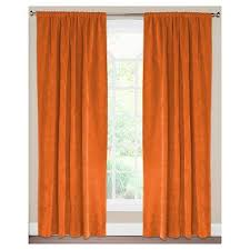 Church Curtains And Drapes Burnt Orange Drapes Curtains Target