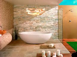 Beige Bathroom Ideas by Luxury Bathroom Decor Sets With Freestanding Soaking Bathtub In