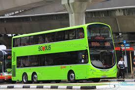 volvo transport sg5049r on 180 smrt volvo b9tl land transport guru